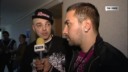 The Voice 2011 - Lil Jon в България - част 1
