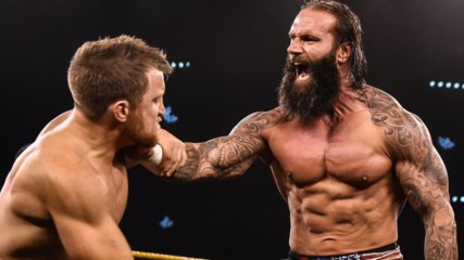 Travis Banks vs. Jaxson Ryker: WWE NXT, Dec. 11, 2019