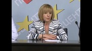Мая Манолова: Аз подадах сигнала за бюлетините, изпълних дълга си на гражданин