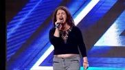 Александра Кукушев - X Factor (08.10.2015)