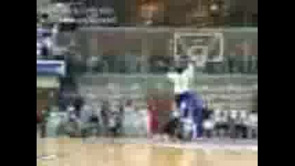And1 Vs. Slam Nation Dunk Contest