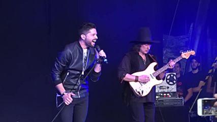 Ritchie Blackmore's Rainbow - Highway Star ( Monsters of Rock June 18, 2016)