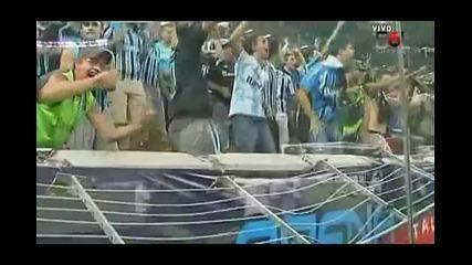 Празнуване на гол в Бразилия за малко не завърши с жертви