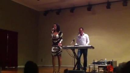 Tanja Savic - Tako mlada - Live - Amater Video