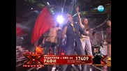 X Factor Bulgaria - Рафи - ( Hair ) Let the Sunshine In (29.11.11)