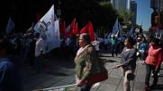 Mexico: Tractors converge in Mexico City as farmers decry govt. cuts