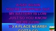 Backstreet Boys - The Call - Караоке (иструментал)