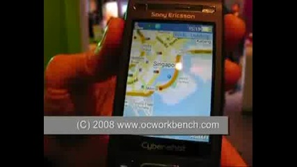 Video Review Of Sony Ericsson C905