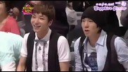 [ Бг Превод ] Super Junior Star King - Любовни скандали?