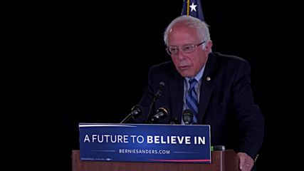 USA: Sanders vows to win Californian vote