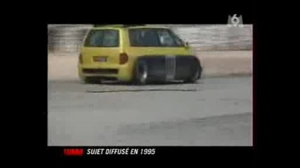 Renault Sport Espace F1 1995 Concept Car