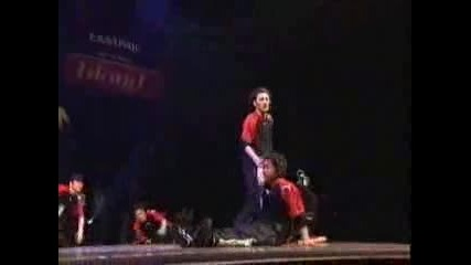 Boty 2002 Expression Crew Show