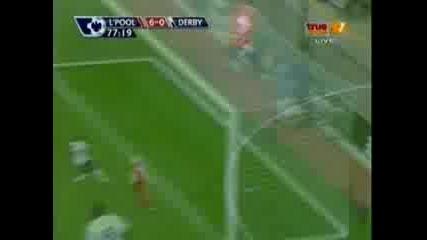 Liverpool - Derby 6 - 0 Torres