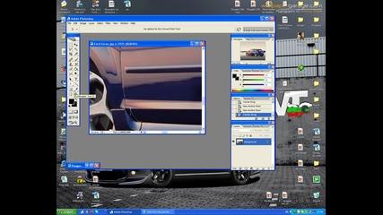 Vt Tutorial - Страничен вент до вратата - Виртуален Тунинг - Урок