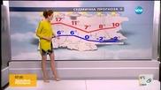 Прогноза за времето (02.02.2016 - сутрешна)