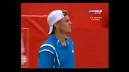 ATP Queens 2008 - 1/4 Финал Хюит vs Джокович