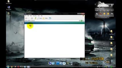 Как да сложите Aero ефекта от темата Windows Aero в Windows Vista [windows Xp][hq]
