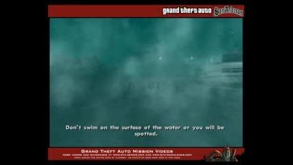 Gta San Andreas Mission 58 - Amphibious Assault