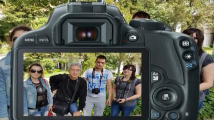 Втори студентско-преподавателски фотопленер (03-05.06.2017 г.)