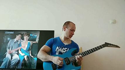 Oki Guitar Player-Coast To Coast /Scorpions cover/