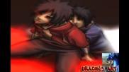 Madara and Izuna - Uchiha Brothers under the sun