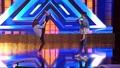 Деян Митровски и Ивет Стоилова - X Factor Bulgaria 10.09.2014