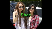 Diley - | Demi: I roll up, Miley | For Bernii