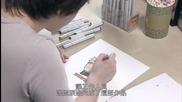Масаши Кишимото рисува Наруто и Саске