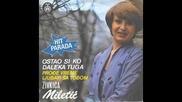 Живкица Милетич - све йе горе са тобом