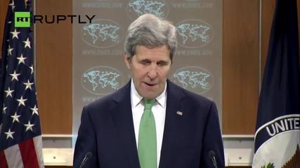 Islamic State is Responsible for 'Genocide' - John Kerry