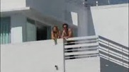 Blake Lively and Chace Crawford in Miami