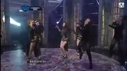 120412 4minute - Volume Up @ M Countdown(comeback)