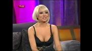 Алисия във Вечерното шоу на Азис - 04.08.2008 HQ / част 1