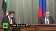 """Лавров: """"ИД е истинско предизвикателство за мира и стабилността в Близкия Изток"""
