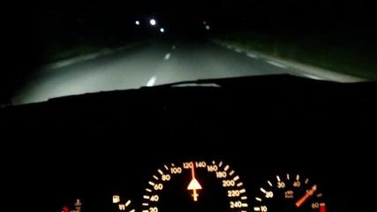 Mercedes Clk 230 Kompressor - ускорение