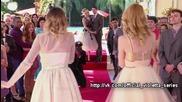 Превод: Виолета 3 - Виолета и Людмила пеят Si Es Por Amor на сватбата на Херман и Присила
