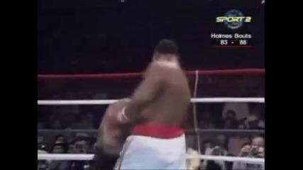 Mike Tyson тренировка