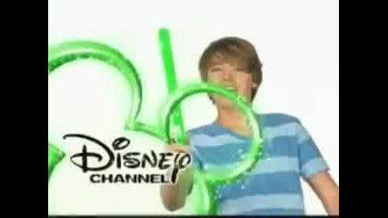 Cole Sprouse (new!!!!!) - Disney Channel Logo