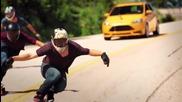 Адреналин на Макс - Longboarding Adventure - Insane Speeds ..