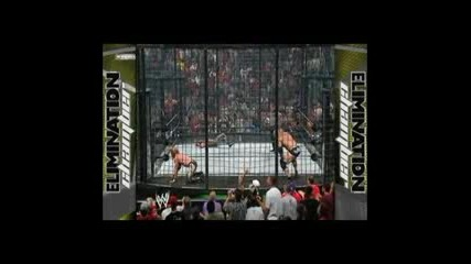 (част 3) Wwe Satan's Prison - The Anthology of the Elimination Chamber