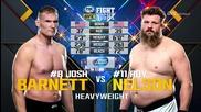 Josh Barnett vs Roy Nelson (ufc Fight Night 75, 27.09.2015)