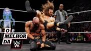 Quem ganho o Título do NXT em TakeOver: Portland?: O Melhor da WWE