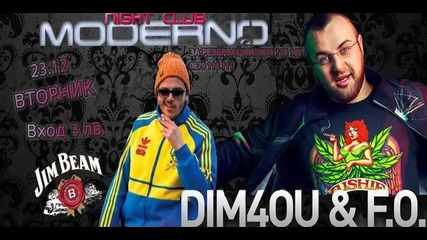 Night Club Moderno - Dim4ou & F.o.