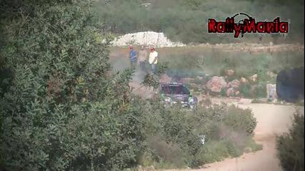 Тежък инцидент с Кен Блок в Рали Португалия 2011