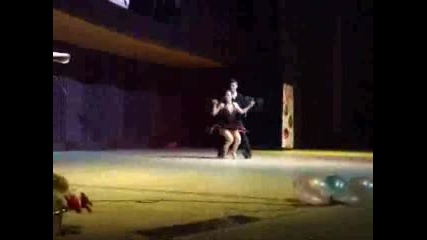 Алекс И Румен - Salsa Varna Open