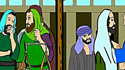 jesus-2 animation