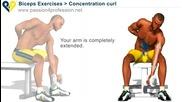 Ефективна тренировка за бицепс - При домашни условия