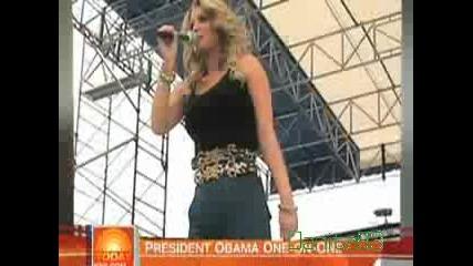 Обама Нарича Джесика Симпсън Крава?!