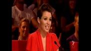 10 годишно момиче разбива публиката - Австралийски Got talent 2009