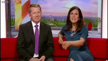 interview @ bbc breakfast - Nelly Furtado